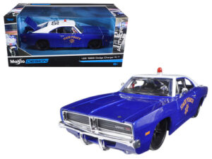 1969 Dodge Charger R/T at diecastdepot