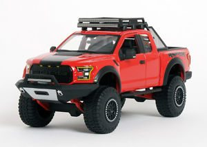 2017 FORD F150 RAPTOR (OFF ROAD KINGS) at diecastdepot