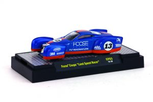 Foose Coupe - Land Speed Racer - Chip Foose Series 3 at diecastdepot