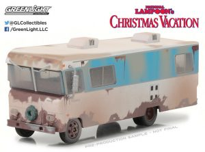 Cousin Eddie's 1972 Condor II Motorhome - Christmas Vacation (1989) at diecastdepot
