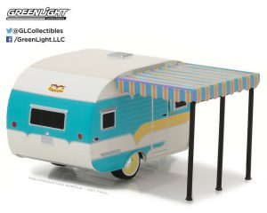 1958 CATOLAC DEVILLE TRAVEL TRAILER at diecastdepot