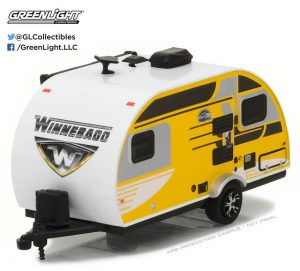 2016 WINNEBAGO WINNIE DROP 1710 - HITCHED HOMES SERIES 1 at diecastdepot