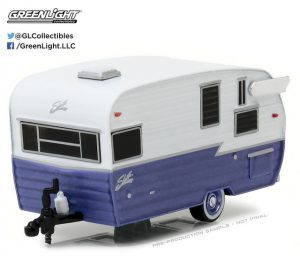 SHASTA 15' AIRFLYTE - HITCHED HOMES SERIES 1 at diecastdepot