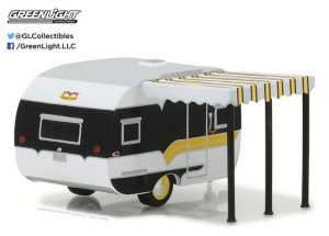1959 Catolac DeVille Travel Trailer at diecastdepot