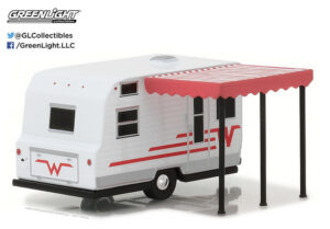 1965 Winnebago 216 Travel Trailer at diecastdepot