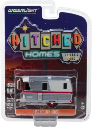 1959 Holiday House- Hitched Homes Series 4 at diecastdepot