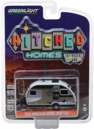 2016 Winnebago Winnie Drop - Champagne- Hitched Homes Series 4 at diecastdepot