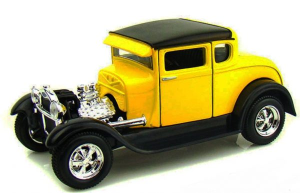 1929 Ford Model A- Red or Yellow at diecastdepot