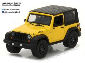 2015 Jeep Wrangler Willy's Wheeler at diecastdepot