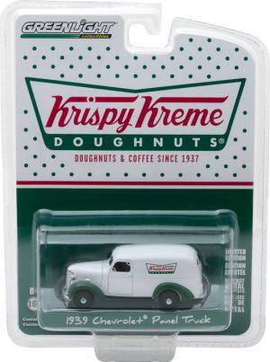 "1939 Chevrolet Panel Truck ""Krispy Kreme Doughnuts""- Blue Collar Collection Series 3 at diecastdepot"