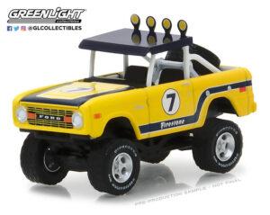 1972 Ford Baja Bronco - All Terrain Series 6 at diecastdepot