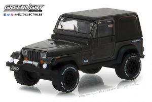 1990 Jeep Wrangler - All Terrain Series 6 at diecastdepot
