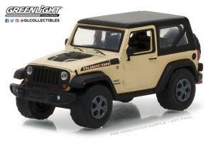 2017 Jeep Wrangler Rubicon Recon - All Terrain Series 6 at diecastdepot
