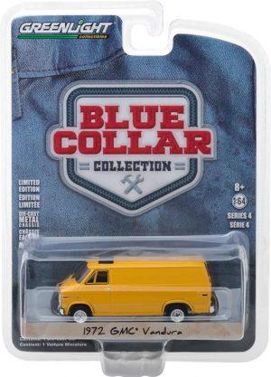 1972 GMC Vandura - Blue Collar Collection Series 4 - at diecastdepot
