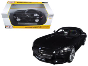 Mercedes Benze AMG GT at diecastdepot