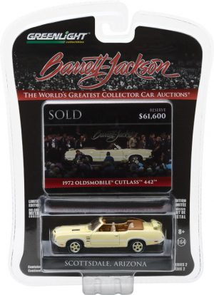 1972 Oldsmobile 442 'Bada Bing' (Previously Owned by Actor James Gandolfini)Barrett-Jackson 'Scottsdale Edition' Series 2 at diecastdepot