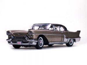 1957 Cadillac Eldorado Brougham at diecastdepot