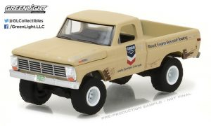 1968 Ford F-100 Standard Oil at diecastdepot
