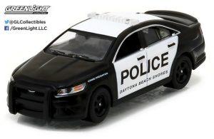 2014 Ford Police Interceptor Daytona Beach Shores Florida at diecastdepot