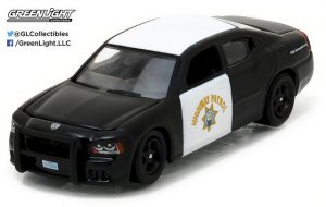 2008 Dodge Charger - California Highway Police at diecastdepot