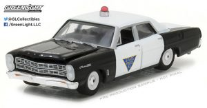 1967 Ford Custom 500 - State Police New Jersey at diecastdepot