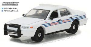 2008 Ford Crown Victoria Police Interceptor, Detroit Michigan - Hot Pursuit Series 25 at diecastdepot
