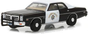 1978 Dodge Monaco - California Highway Patrol  -Hot Pursuit Series 27 at diecastdepot