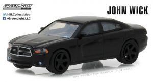 2011 Dodge Charger SXT - John Wick (2014) - Hollywood Series 19 at diecastdepot