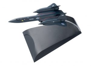 SR-71 A Blackbird at diecastdepot