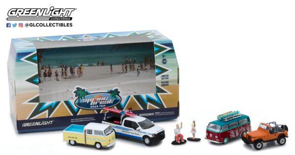 Spring Break Road Trip - Multi-Car Diorama at diecastdepot