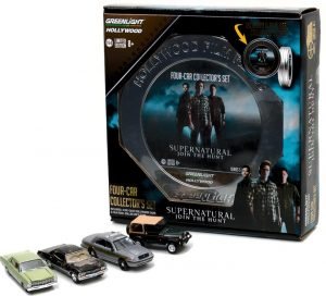 Hollywood Film Reels Series 5 - Supernatural (2005-Current TV Series) Season 3-10 Edition at diecastdepot