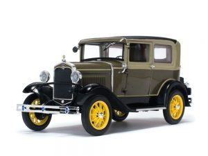 1931 Ford Model A Tudor at diecastdepot
