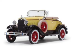 1931 Ford Model A Roadster at diecastdepot