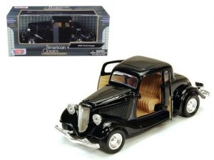 1939 Chevrolet Coupe at diecastdepot