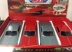 1964 Chevrolet Impala - display tray - sold individually at diecastdepot