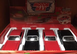 1964 1/2 Ford Mustang Coupe - Display tray - not individually boxed at diecastdepot