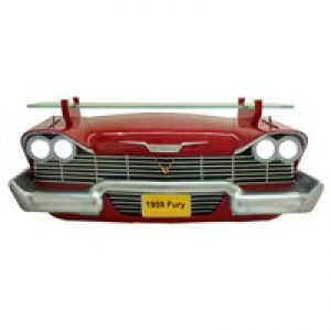 "1959 PLYMOUTH SPORT FURY WALL SHELF W/ LIGHTS -Size: 18.90"" x 5.71"" x 7.95"" at diecastdepot"