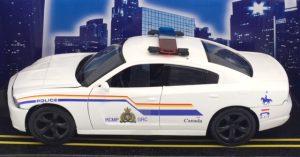 2014 Dodge Charger Pursuit - RCMP at diecastdepot