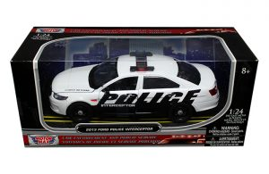 2013 Ford Police Interceptor at diecastdepot