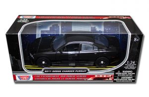2011 Dodge Charger Pursuit at diecastdepot