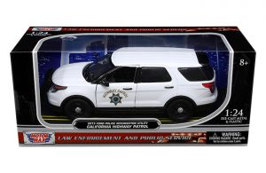 2015 Ford  Interceptor Utility at diecastdepot
