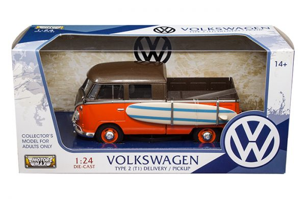 Volkswagen Type 2 (T1) Pickup/Delivery Truck at diecastdepot