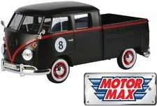 VOLKSWAGEN T1 TYPE 2 - Hot Rod at diecastdepot
