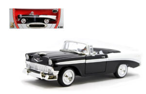 1956 Chevrolet Bel Air Convertible at diecastdepot