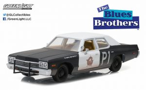 1974 Dodge Monaco Bluesmobile - Blues Brothers at diecastdepot