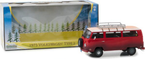 1973 Volkswagen Type 2 (T2B) Bus-Field of Dreams (1989) at diecastdepot