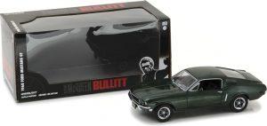 1968 Ford Mustang GT Fastback- 1:24 Bullitt (1968) at diecastdepot