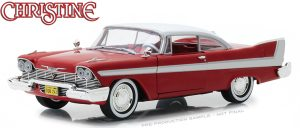 1958 Plymouth Fury - Christine (1983) at diecastdepot