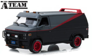 1983 GMC Vandura - The A-Team (TV Series, 1983-87) at diecastdepot