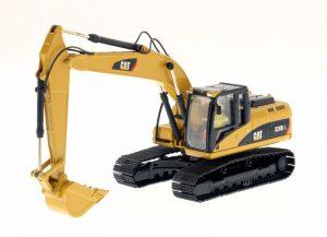 CAT 320D L Hydraulic Excavator- Core Classic at diecastdepot